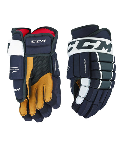 CCM 4R PRIME JR HOCKEY GLOVES