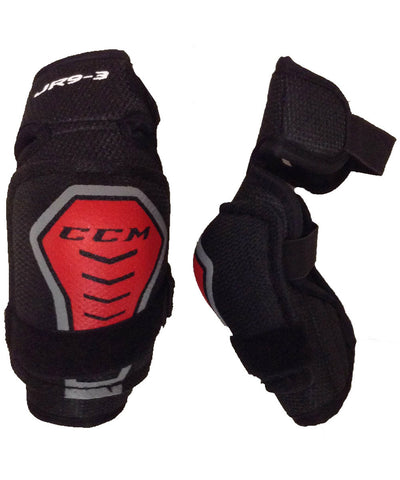 CCM 9-3 JR HOCKEY ELBOW PADS
