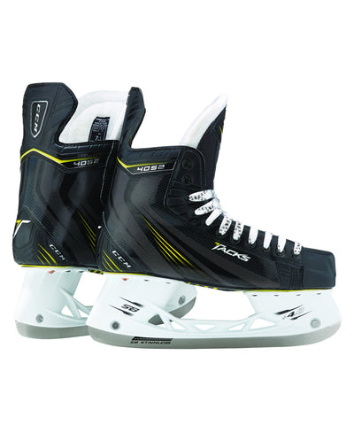 CCM TACKS 4052 JUNIOR HOCKEY SKATES