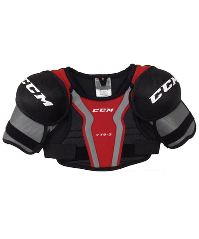 CCM 9-3 JR HOCKEY SHOULDER PADS