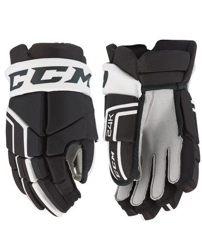 CCM 24K KFS SR HOCKEY GLOVES