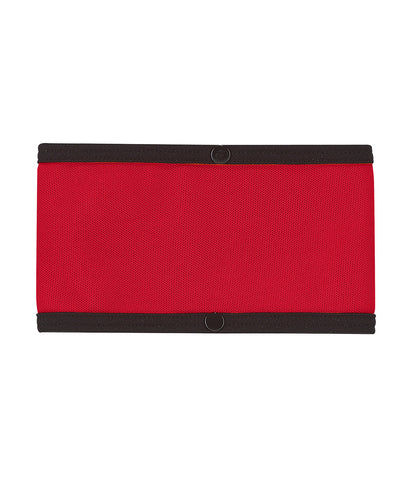 CCM RED REFEREE ARMBAND SET