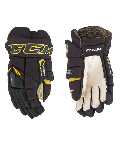 CCM ULTRA TACKS JR HOCKEY GLOVES