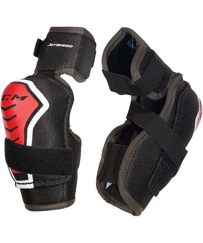 CCM JETSPEED JUNIOR HOCKEY ELBOW PADS