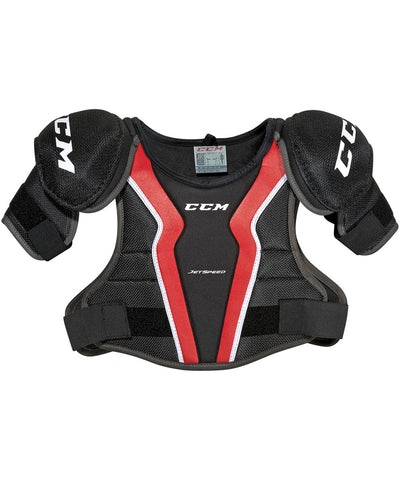 CCM JETSPEED YOUTH HOCKEY SHOULDER PADS
