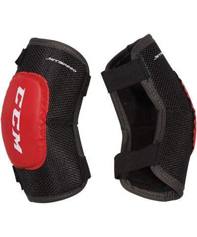 CCM JETSPEED YOUTH HOCKEY ELBOW PADS