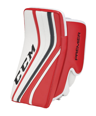 CCM PREMIER PRO INTERMEDIATE GOALIE BLOCKER