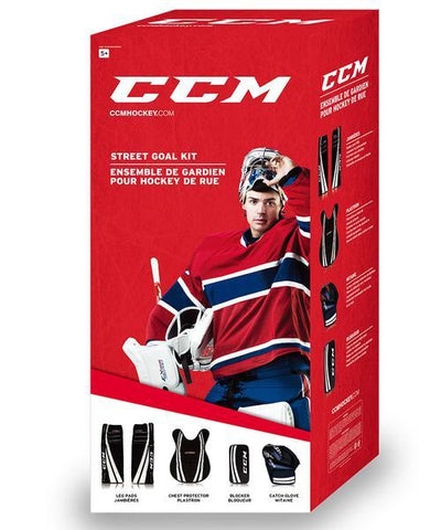 "CAREY PRICE STREET GOAL KIT (24"")"