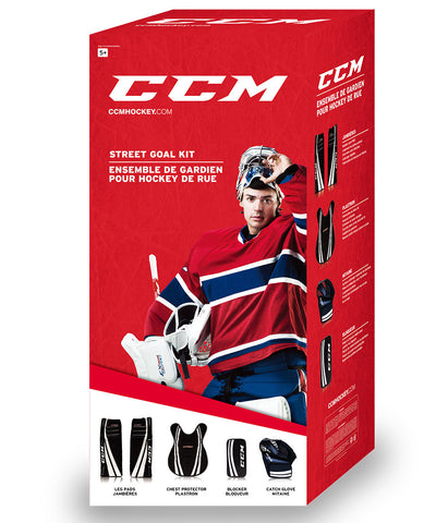 "CCM CAREY PRICE STREET GOAL KIT (20"")"
