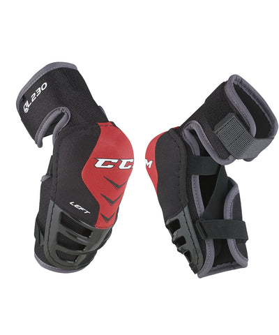 CCM QUICKLITE 230 SR HOCKEY ELBOW PADS