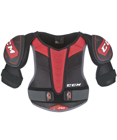 CCM QUICKLITE 230 SR HOCKEY SHOULDER PADS