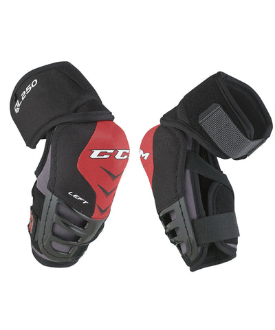 CCM QUICKLITE 250 SR HOCKEY ELBOW PADS