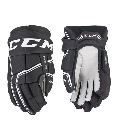 CCM QUICKLITE 250 SR HOCKEY GLOVES