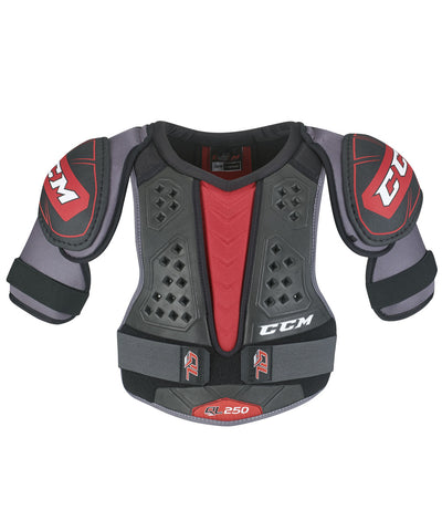 CCM QUICKLITE 250 SR HOCKEY SHOULDER PADS