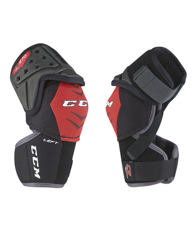 CCM QUICKLITE 270 SR HOCKEY ELBOW PADS