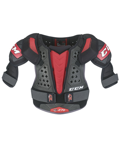 CCM QUICKLITE 270 SR HOCKEY SHOULDER PADS