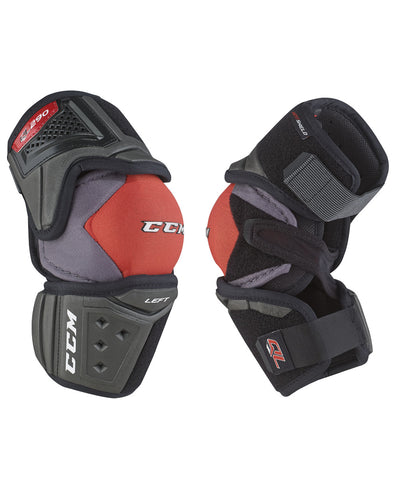 CCM QUICKLITE 290 SR HOCKEY ELBOW PADS