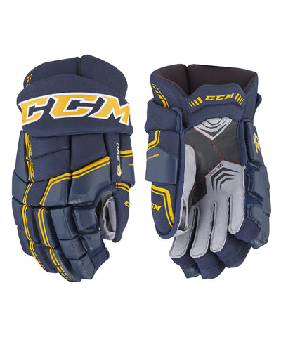 CCM QUICKLITE 290 SR HOCKEY GLOVES