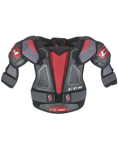 CCM QUICKLITE 290 SR HOCKEY SHOULDER PADS