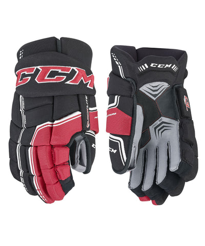 CCM QUICKLITE JR HOCKEY GLOVES