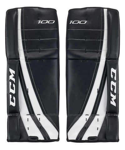 CCM SGP100 STREET HOCKEY JR GOALIE PADS