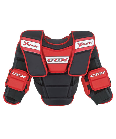 CCM YFLEX SERIES YTH GOALIE CHEST PROTECTOR