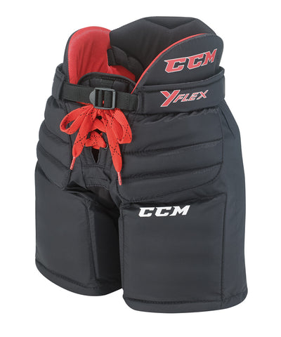 CCM YFLEX SERIES YTH GOALIE PANTS