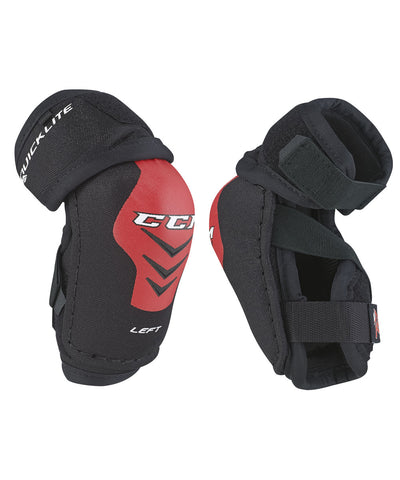 CCM QUICKLITE YTH HOCKEY ELBOW PADS