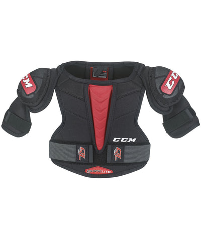 CCM QUICKLITE YOUTH HOCKEY SHOULDER PADS