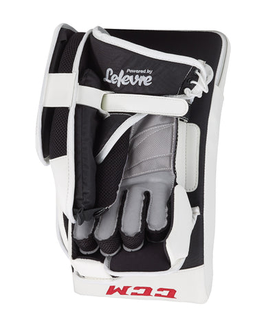 CCM EXTREME FLEX E3.9 SENIOR GOALIE BLOCKER