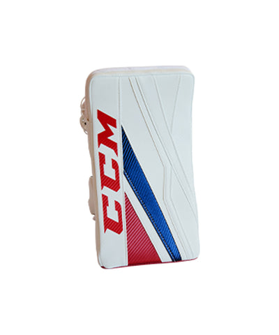 CCM EXTREME FLEX III LIMITED EDITION PRICE SR GOALIE BLOCKER