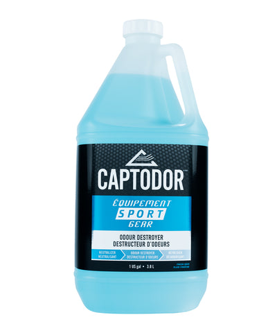 CAPTODOR GEAR SPRAY 3.8L