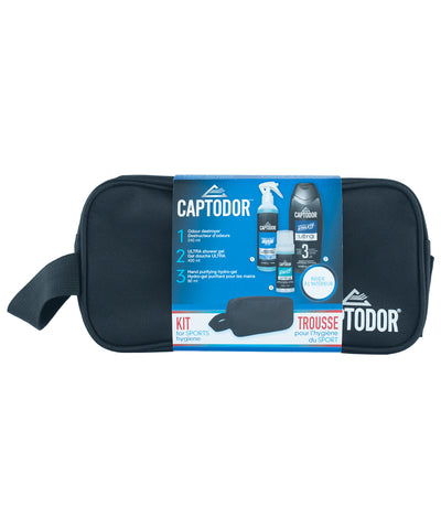 CAPTODOR TOILETRY KIT