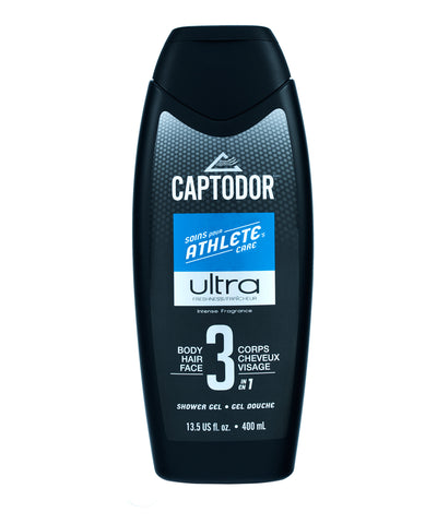 CAPTODOR ULTRA SHOWER GEL 400ML