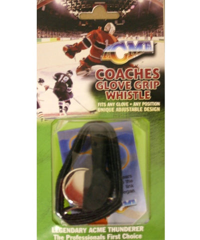 ACME COACHES GLOVE GRIP WHISTLE