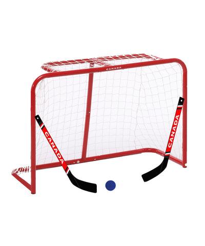 "HOCKEY CANADA 32"" MINI STICK NET SET"