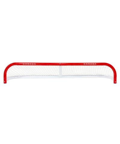 WINNWELL 6' X 1' POND HOCKEY NET WITH PEGS