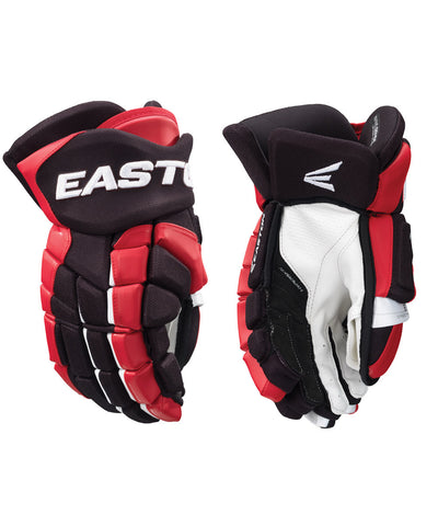 EASTON SYNERGY HSX SR HOCKEY GLOVES