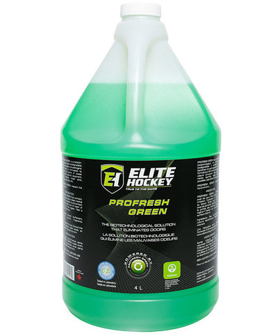 ELITE HOCKEY PROFRESH GREEN - 4 LITERS