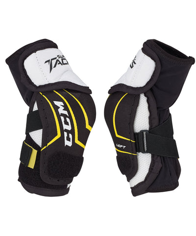 CCM SUPER TACKS YTH HOCKEY ELBOW PADS