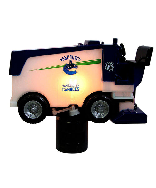 ZAMBONI VANCOUVER CANUCKS NIGHT LIGHT