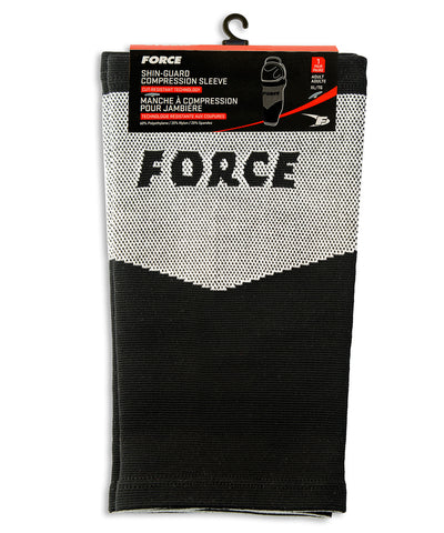 FORCE SHIN GUARD COMPRESSION SLEEVE