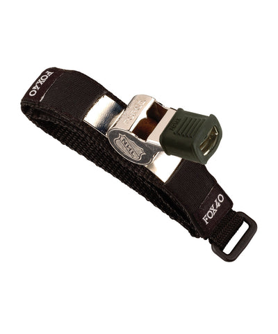 FOX40 SUPERFORCE WHISTLE WITH GLOVE GRIP
