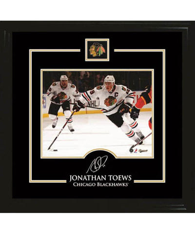 FRAMEWORTH SIGNATURE SERIES BLACKHAWKS JONATHAN TOEWS FRAME