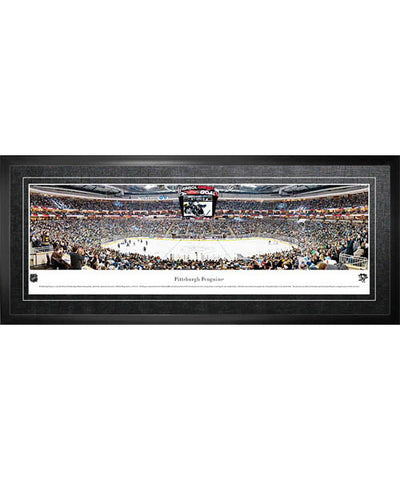 FRAMEWORTH PANORAMA PITTSBURGH PENGUINS ARENA FRAME