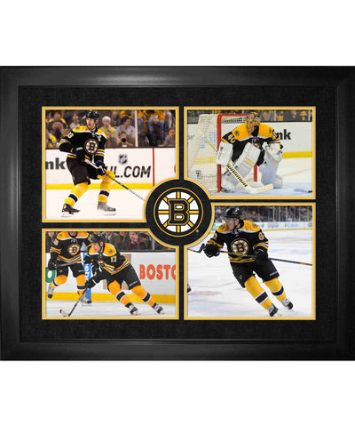 FRAMEWORTH TEAM COLLAGE BOSTON BRUINS FRAME