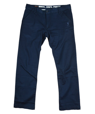 GONGSHOW STYLING CHINOS NAVY MEN'S PANTS
