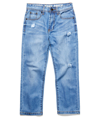 GONGSHOW BEAUTY FIT KIDS JEANS