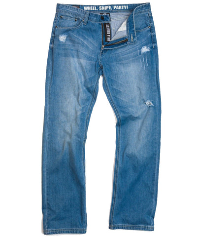 GONGSHOW BEAUTY FIT MEN'S JEANS