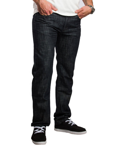 GONGSHOW FIT TO WHEEL BLUE MEN'S JEANS
